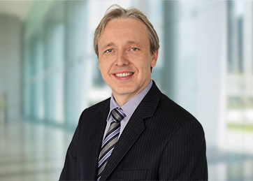 Dr. Henrik Meyer, Certified Tax Consultant, Lawyer, Partner, Head of  International Tax Services