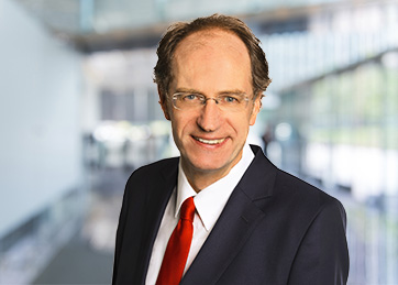 Dr. Gebhard Zemke, Certified Tax Consultant, Public Auditor, Head of Industry Sector Group financial services