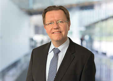 Dr. Reinhard Berndt, Public Auditor, Partner, Head of Industry Sector Group Foundations and non-profit organisations