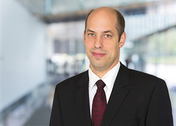 Klaus-Daniel Wiening, Certified Tax Consultant, Public Auditor, Head of Industry Sector Group energy sector