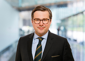 Torben Fischer, Senior Manager Forensic, Risk & Compliance