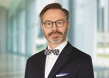 Dr. Daniel Mohr, Certified Tax Consultant, Lawyer, Partner