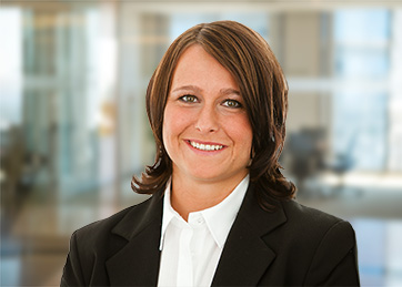 Nicole Schneider, Manager, Advisory Services/Corporate Finance