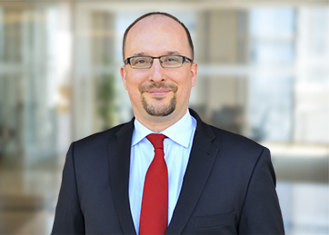 Andre Horn, Partner Advisory Services, Head of industry sector group energy sector