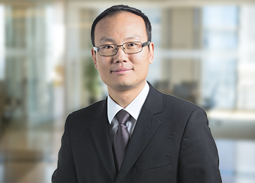 Yijiang Zhang, Director China Desk, Chartered Certified Accountant