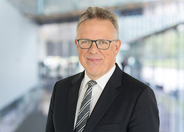 Klaus Eckmann, Certified Tax Consultant, Public Auditor, Head of Audit