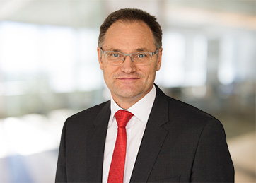 Ralf Widdig, Partner, Leiter Fachbereich IT Risk & Performance