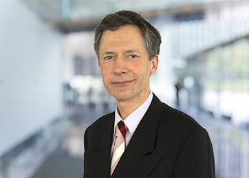 Volker Kruse, Partner, Head of Company pension scheme actuary services