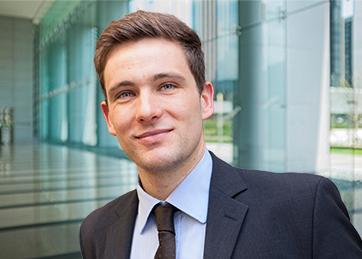 Lorenz Frank, Lawyer