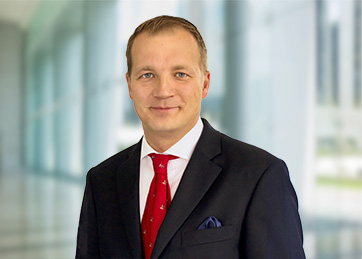 Jan Odewald, Partner, Leiter Fachbereich Corporate Finance, Standortleitung Advisory Services