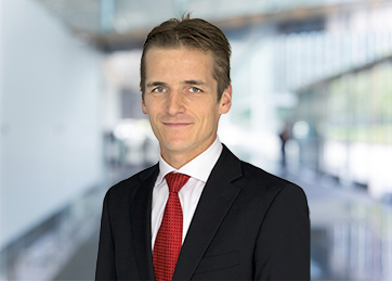 Nicolas Rüssmann, Senior Manager, Advisory Services