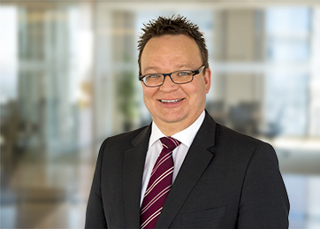 Ralf Offergeld, Senior Manager, Industry Sector Group public-sector companies and administration