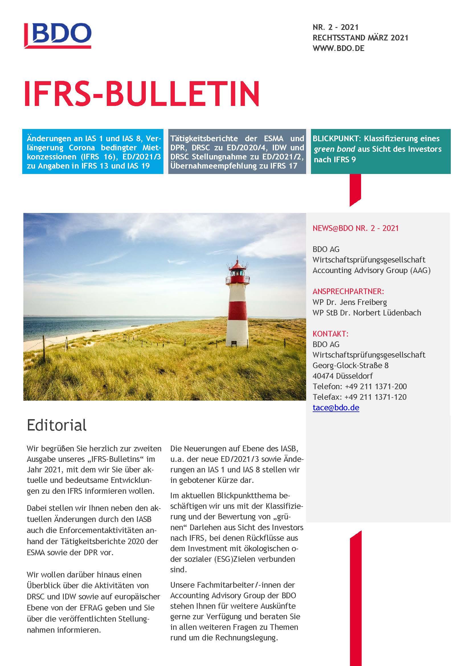 IFRS Bulletin