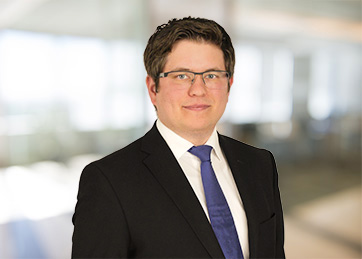 Lukas Wiederhold, Steuerberater, Tax Manager