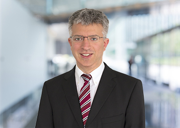 Dr. Andreas Graef, MBA, Lawyer | Partner