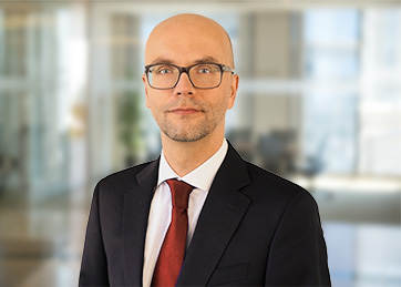 Thorsten Schumacher, Lawyer | Partner