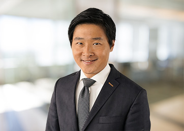 Sang-Hun Shin, Senior Manager, Fachbereich Internationales Steuerrecht